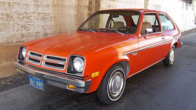 Charming Survivor: 1976 Chevrolet Chevette