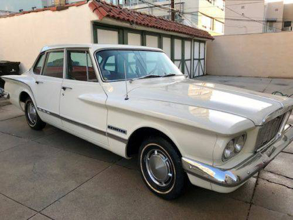 YYYYOU'RE OUT! 1962 Plymouth Valiant V200