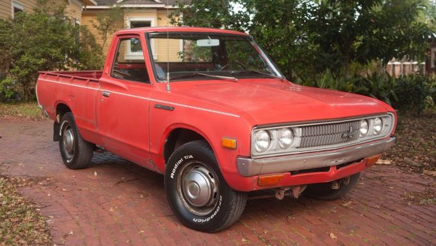 One-Family Owned: 1978 Datsun 620