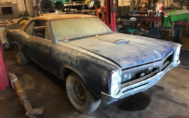 Pontiac GTO Projects For Sale - Barn Finds - Page 3 of 7