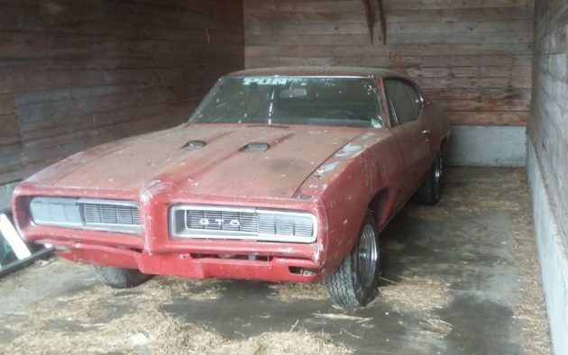 Old Mill Gm >> Never Left New England: 1968 Pontiac GTO