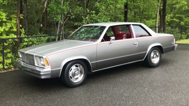 Rare 4-Speed: 1978 Chevrolet Malibu
