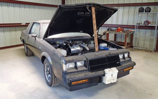 1987 Buick Grand National With Only 49 Miles!