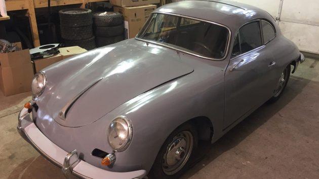 Electric Sunroof: 1960 Porsche 356 Super 90