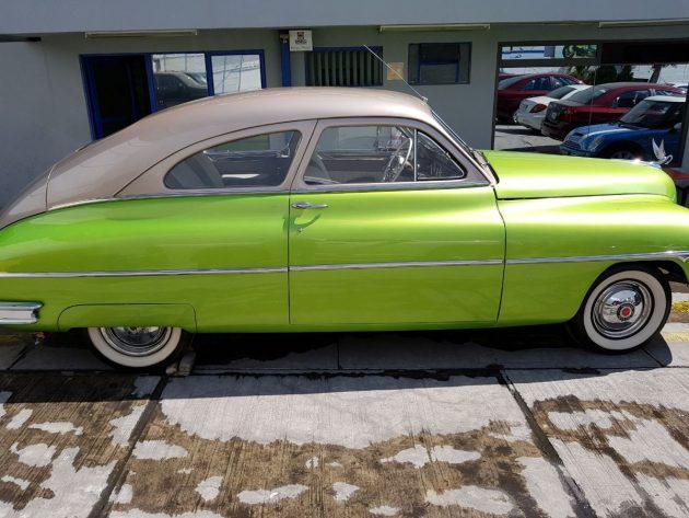 Stored 50 Years 1955 Packard Caribbean