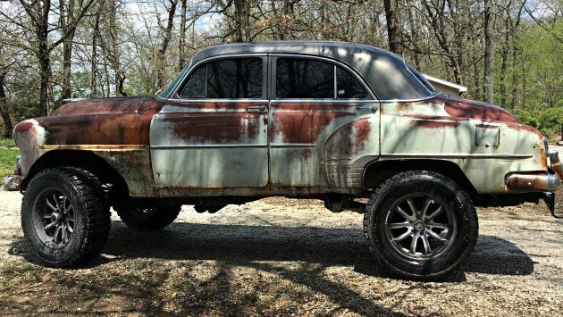 Top Of The 'Line: 1952 Chevrolet Styleline