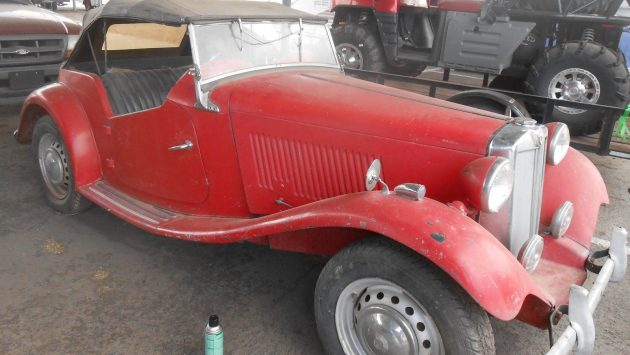 TD or Not TD: 1953 MG TD