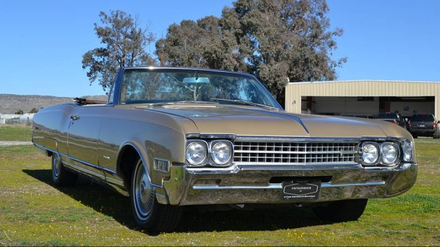 Golden Oldie: 1966 Oldsmobile Regal 98 Convertible