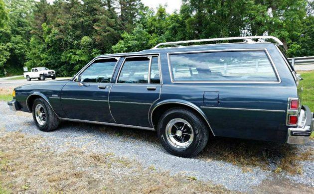 18,282 Miles: 1986 Buick Lesabre Estate