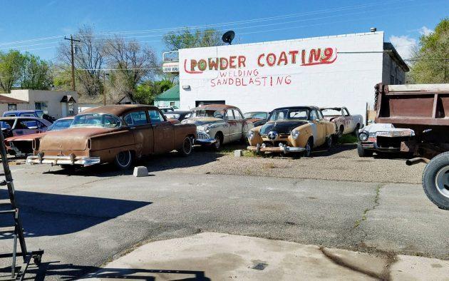Roadside Sightings: Classics For Sale In Nevada