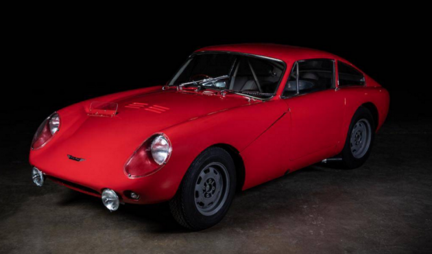 900 Miles From New: Austin Healey Works Sebring Sprite