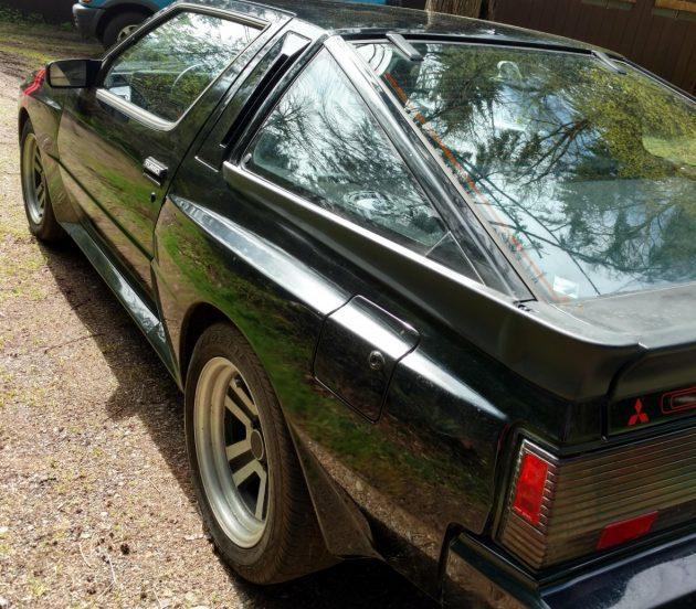BF EXCLUSIVE: 1986 Dodge Conquest TSI