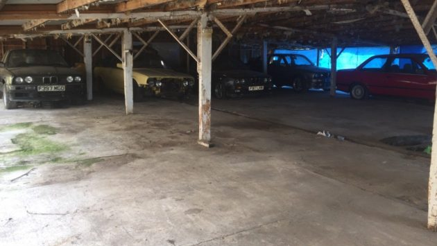Storage Loss Forces Sale: BMW E30 3-Series Collection