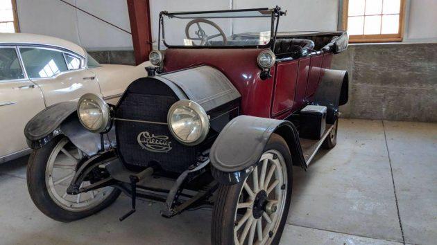 Ex-Harrah's! 1914 Cartercar Model 7