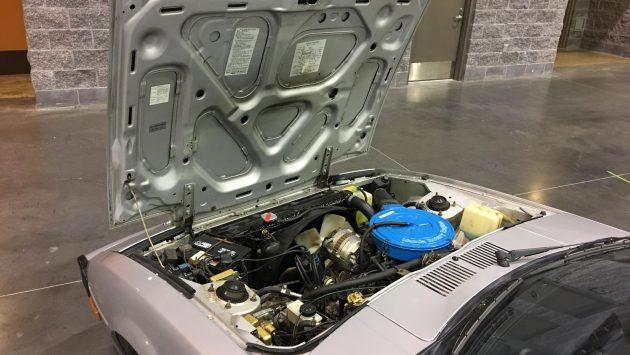 Untouched Automatic: 1980 Mazda RX7