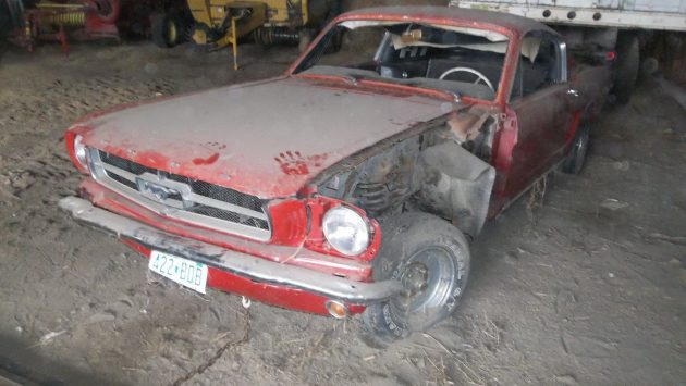 Pony Project: 1965 Ford Mustang Fastback