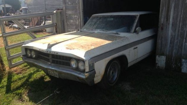 Passed Inspection In 1978: 1963 Oldsmobile Starfire