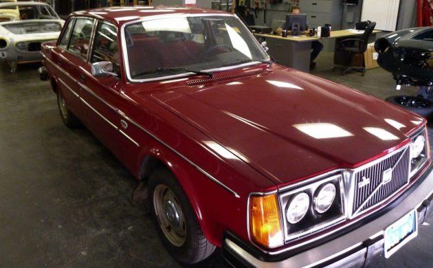 La Jolla Time Capsule: 1978 Volvo 244