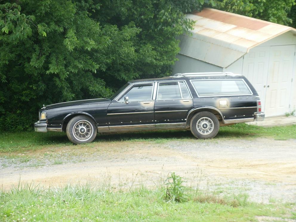 18 282 Miles 1986 Buick Lesabre Estate