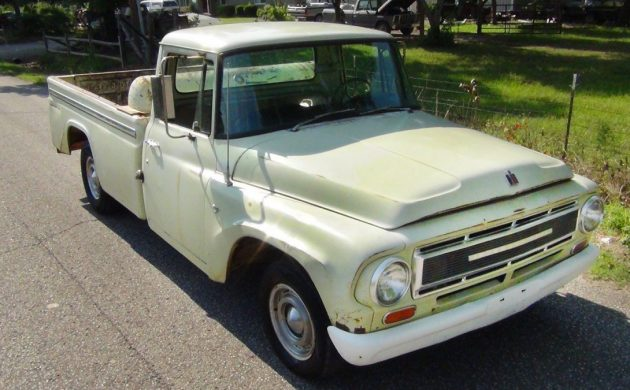 Barn Find Binder: 1967 International 1100B