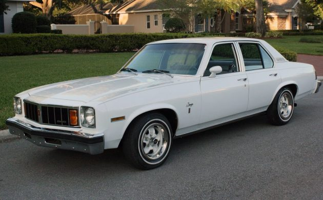 Southern Attorney's Car: 1979 Oldsmobile Omega