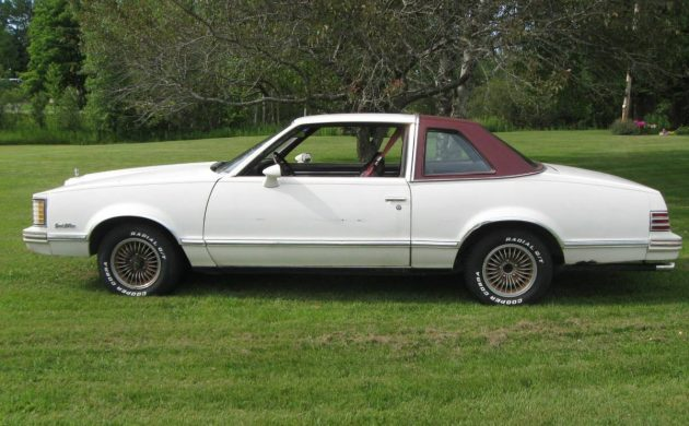 350 V8 Transplant: 1980 Pontiac LeMans