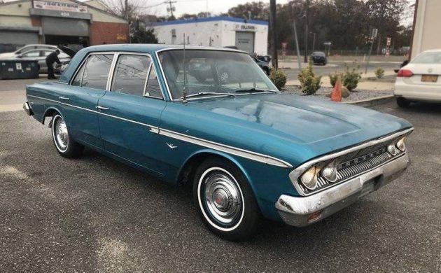 All Original With 287 V8: 1963 Rambler Classic 660