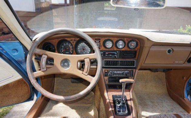 28,179 Miles: 1976 Toyota Celica GT Liftback