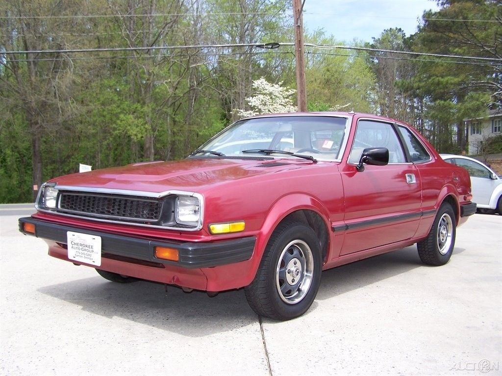 Rust-Free One-Owner: 1979 Honda Prelude