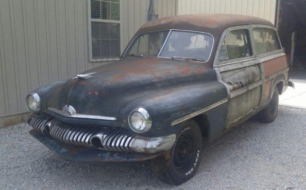 Barn Find Redux: 1951 Mercury Woody Wagon