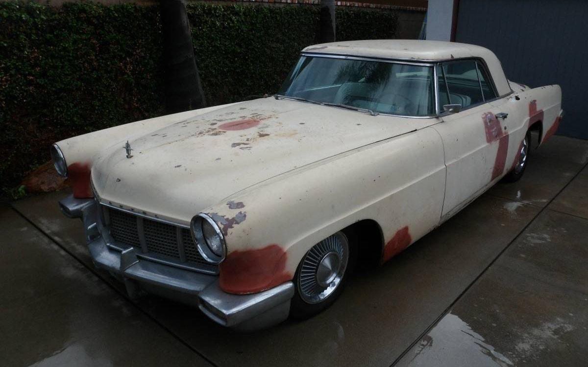 Meet Connie 1956 Continental Mark Ii