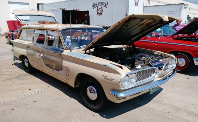 Exclusive: 1961 Pontiac Tempest Station Wagon