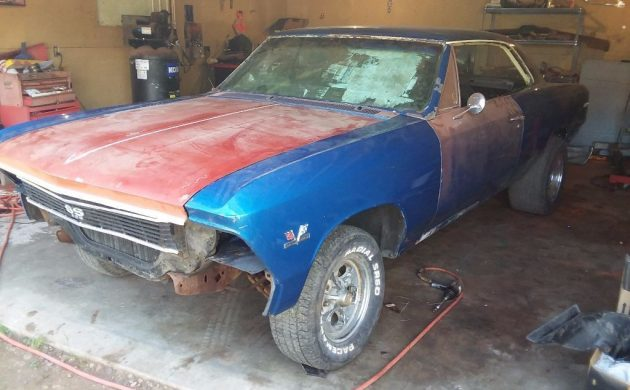 396 Project 1966 Chevrolet Chevelle Ss
