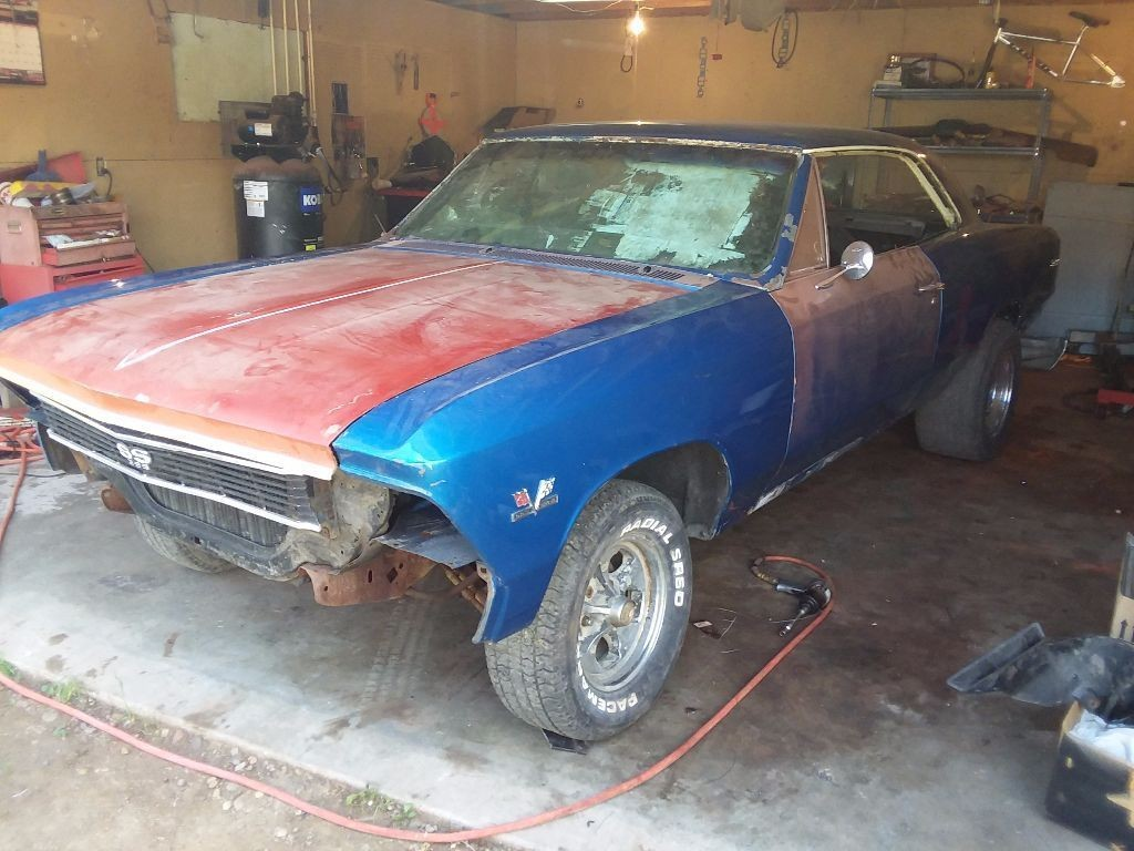 396 Project 1966 Chevrolet Chevelle Ss For Sale
