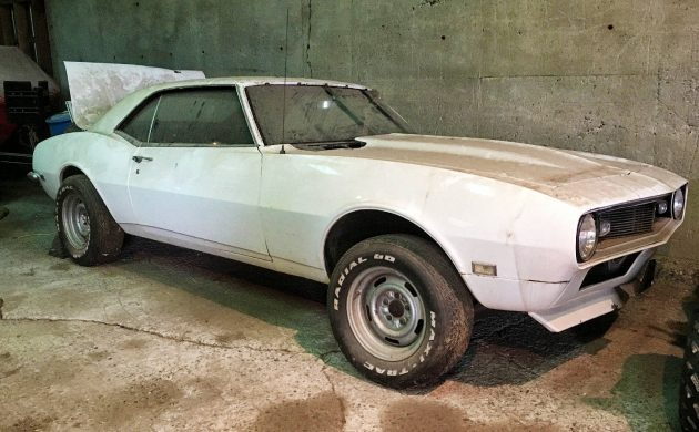 Everything But The Block: 1968 Camaro