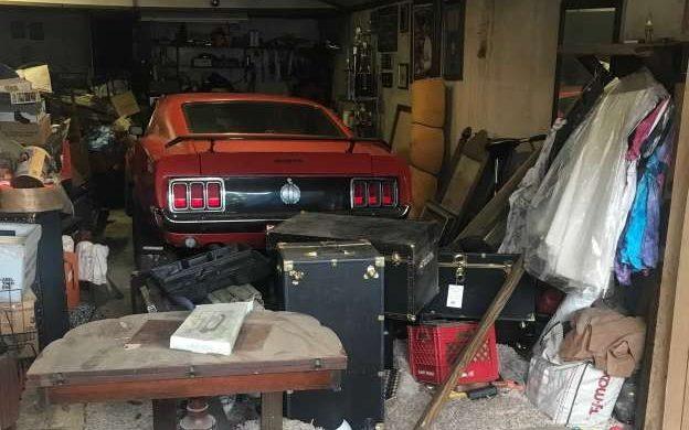 Amazing Find! 1970 Boss 429 Mustang Survivor