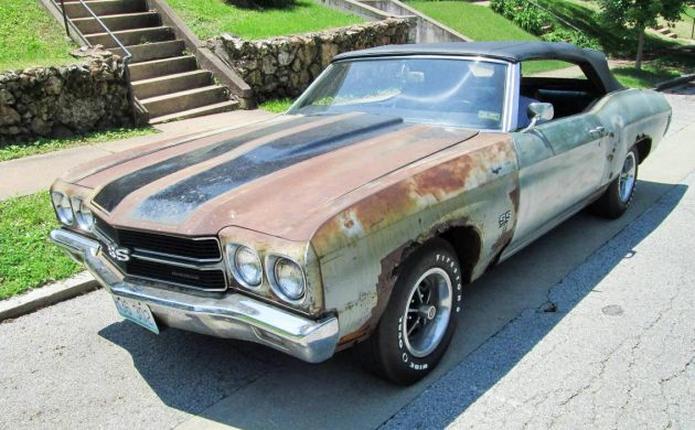 $50k Project! 1970 Chevelle SS 396 Convertible