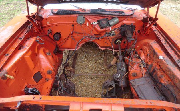 Mississippi Mopar Hemi Orange 1971 Challenger R T