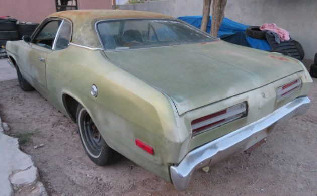 Sleeper Potential: 1972 Plymouth Duster