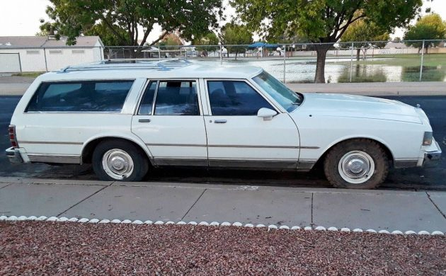 Grandma's 1988 Chevrolet Caprice Classic Wagon