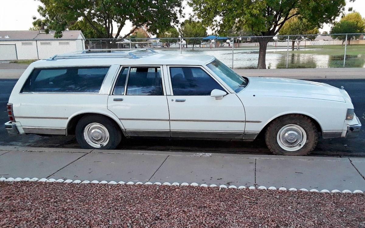 Grandma S 1988 Chevrolet Caprice Classic Wagon