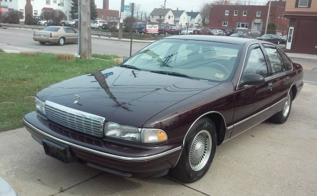 Heavy Sleeper! Supercharged 1996 Caprice Classic