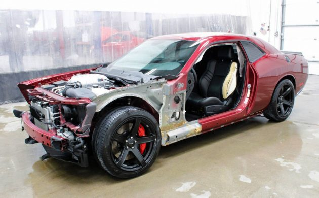 Future Find 2017 Dodge Challenger Hellcat