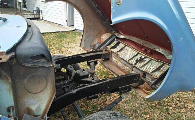 Family Gasser: 1965 Plymouth Valiant Wagon