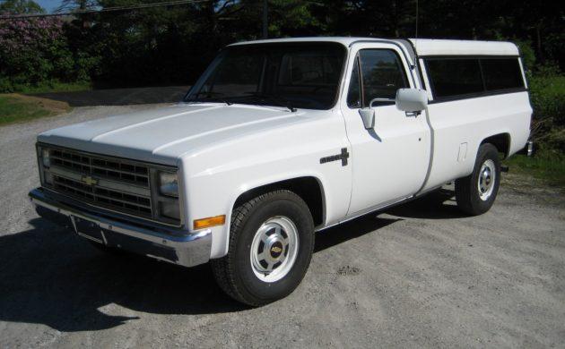 BF EXCLUSIVE: 1985 Chevrolet C20