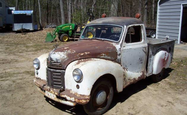 Never Seen One 1952 Austin A40 Pickup
