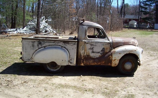 Never Seen One: 1952 Austin A40 Pickup