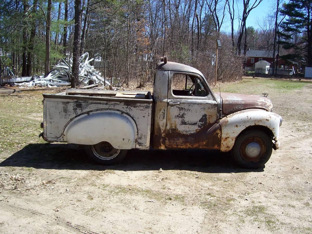Craigslist Com Austin >> Never Seen One: 1952 Austin A40 Pickup