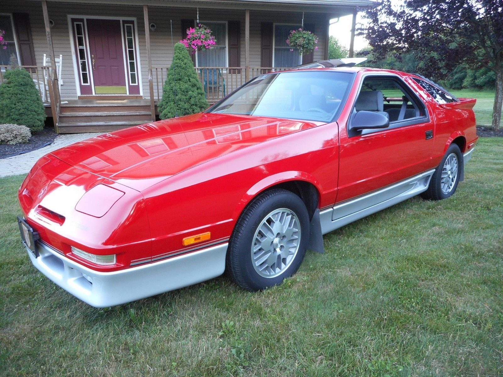 2 059 Original Miles 1989 Dodge Daytona