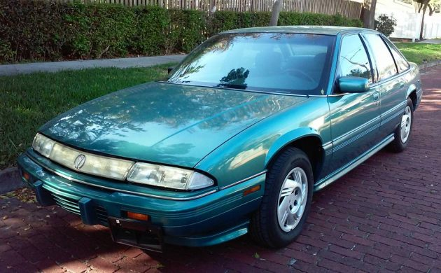 Original Owner Sale: 1996 Pontiac Grand Prix